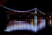 Lions Gate Bridge, BC